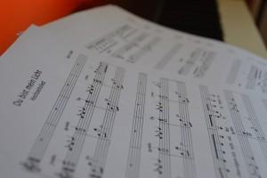 Foto Noten Blogartikel Moderne Hochzeitslieder für Trauung und Eröffnungstanz