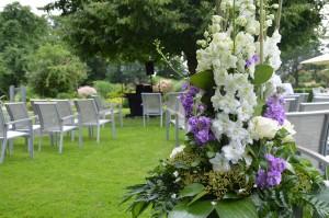 Blumenschmuck Hochzeitsplanung