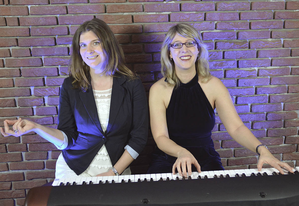 Foto It´s a Sisters Act - Musikduo für Events